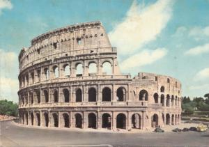 ROMA, ROME, Il Colosseo, The Colosseum, 1959 used Postcard