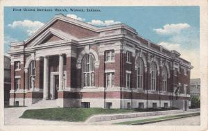 First United Brethern Church , WABASH , Indiana , 00-10s