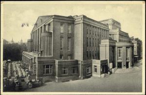 czech, TEPLICE-SANOV, TEPLITZ-SCHÖNAU, Theater Theatre (1930s)