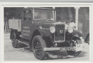 Haulage; 1935 Morris Commercial 1 Ton T2 Truck PPC, by Morris Register, Unposted