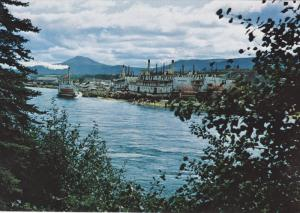 Yukon River, WHITEHORSE, Yukon, Canada, 50-80'