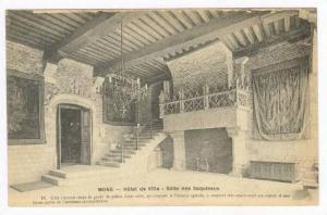 MONS, Belgium, 00-10s, Hotel de Ville - Salle des Saquleaux