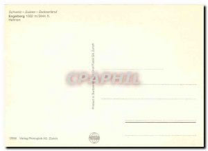Postcard Modern 1002m Engelberg Hahnen