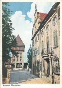 Postcard Germany Konstanz Rheintoctuen