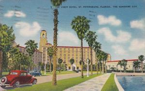 Florida Saint Petersburg The Vinoy Hotel 1939