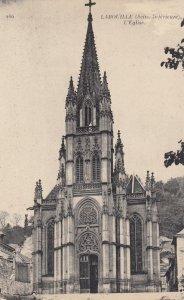 Labouille, France , 1900-1910's ; L'Eglise