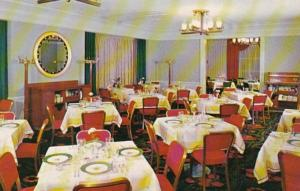Illinois Rockford Hotel Faust Old Colony Dining Room and Annex