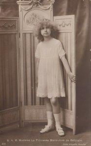 RP: S.A.R. Madame La Princesse Marie-Jose de Belgique , 00-10s