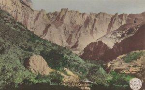 Main Gorge , Drakensberg , South Africa , 00-10s