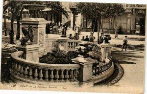 CPA AK Algérie-Oran-La Fontaine Aucourt (237465)