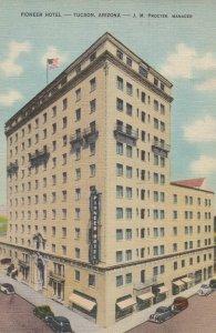 TUCSON, Pioneer Hotel, Arizona, 30-40s