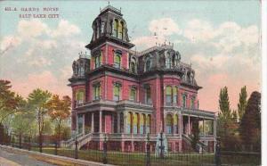 Utah Salt Lake City A Gards House 1914