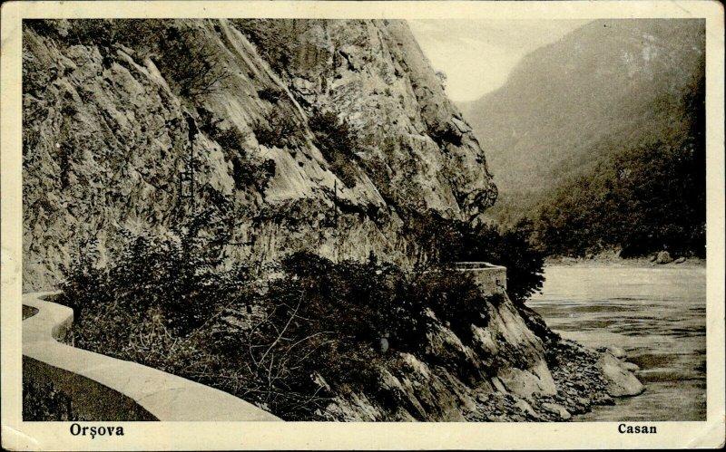 IMR00293 romania mehedinti cazane danube river 1933
