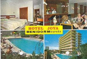 Hotel Joya Benidorm Spain