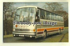 tm5528 - Charterplan Coach - 583 TD - postcard