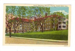 Jennie Edmundson Memorial Hospital, Council Bluffs,Iowa,PU-1959