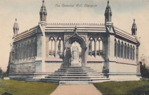 CAWNPORE , India , 00-10s ; The Memorial Well