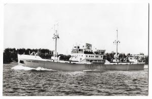 m.s. Prins Casimir Ship Boat Nautica REAL PHOTO 01.17