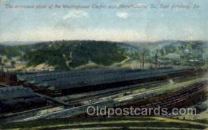 Westinghouse Electric & Manufacturing Co East Pittsburg, PA, USA Postcard Pos...