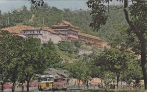 TAIPEI, China; Grand Hotel -- the famous Chinese style hotel, 40-60s