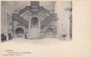 Spain Burgos Escalera de la Coroneria