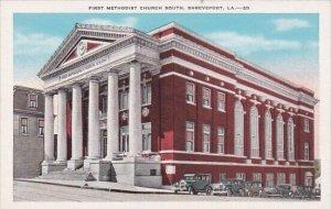 First Methodist Church South Shreveport Louisiana