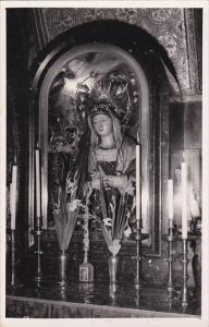 RP, Statue Of The Virgin, Bedacked With Jewels, Jordan, 1920-1940s