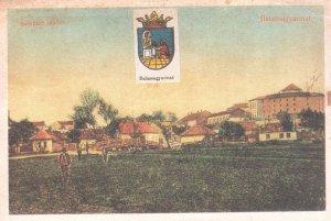 Balassagyarmat Hungary Antique Postcard