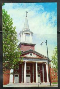 Missouri, Springfield, 1965 First Baptist Church, mailed