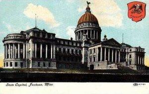 Mississippi Jackson State Capital