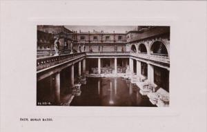 England Bath The Roman Baths