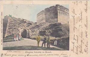 Zricenina Hukvaldy Na Morave, Albania, PU-1907