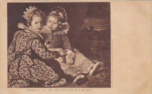 Daughters Of Cornelius De Vos Die Toechter Des Malers