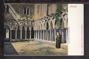 Convento dei Cappuccini,Amalfi,Italy Postcard