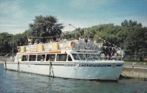 SAULT STE. MARIE, Ontario, Canada, 1940-1960's; Chief Shingwauk Cruise, Soo C...