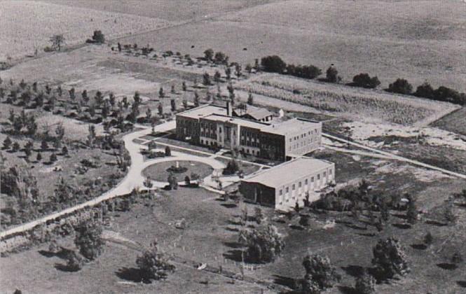 Illinois Momence St Jude's Seminary