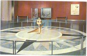 Foucault Pendulum, Museum of History & Technology,  Smithsonian, Washington DC