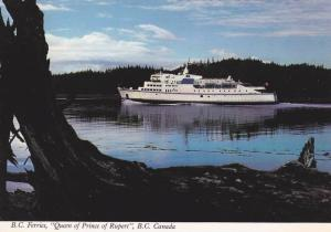 British Columbia Ferry,  M.V. Queen of Prince Rupert, Prince Rupert, Britis...