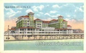 Hotel Chelsea Atlantic City NJ Unused