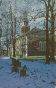 Christ Church Alexandria Virginia Cameron Columbus Streets