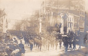 RP: DETROIT , Michigan , 00-10s ; Band in Parade