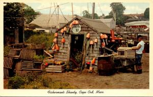 Massachusetts Cape Cod Fisherman's Shanty
