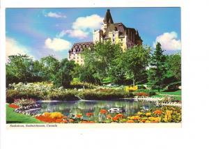 Kiwanis Park, Bessborough Hotel, Saskatoon, Saskatchewan, Prairie Crafts