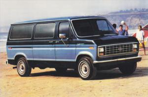 1986 Club Wagon, County Ford, GRAHAM, North Carolina, 50-80´