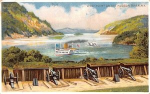 Hudson River in West Point, New York