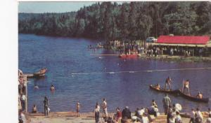 The sportsmen's meet at stillwater,  Halifax,  Nova Scotia,  Canada,  40-60s