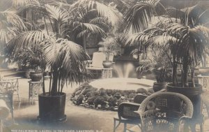 RP; LAKEWOOD , New Jersey, 1900-10s; Palm Room, Laurel In The Pines
