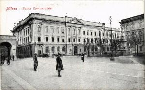 CPA AK MILANO Banca Commerciale ITALY (521842)