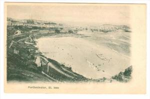 Porthminster Beach, St Ives, Cornwall. England , 1890s