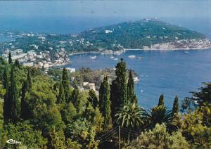 France Saint-Jean-Cap-Ferrat Vue sur le Cap